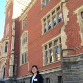赵老师于2016年9月受邀访问南澳大学