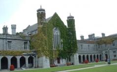 爱尔兰国立大学(高威)- 全国视频直播课