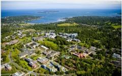 加拿大温哥华岛大学-全国视频直播课