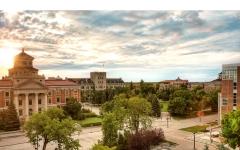 加拿大院校曼尼托巴大学— 全国视频直播课
