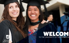 University of South Australia -  全国视频直播课