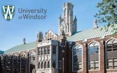加拿大University of Windsor - 全国视频直播课