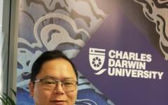澳大利亚CHARLES DARWIN UNIVERSITY- 全国视频直播课
