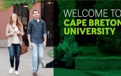加拿大Cape Breton University - 全国视频直播课